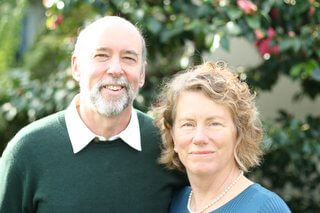 Peter and Nancy Townsend